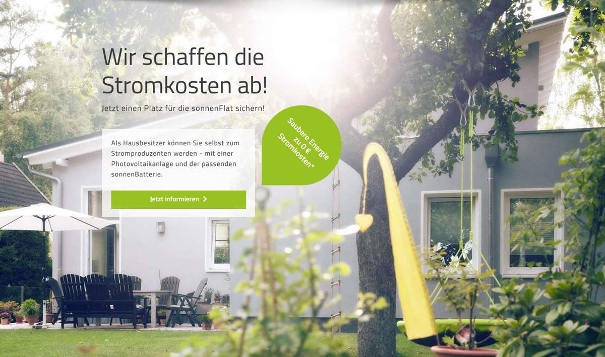 Preiswerte Solarenergie Anlagen und Photovoltaikanlagen aus Sachsen-Anhalt